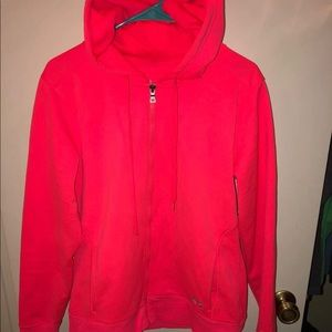 Under Armour hooded jacket